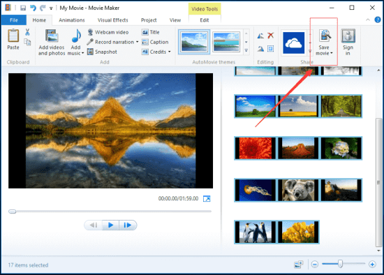 Windows Movie Maker Registration Code