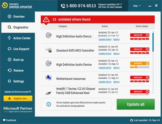 Auslogics Driver Updater Serial Key