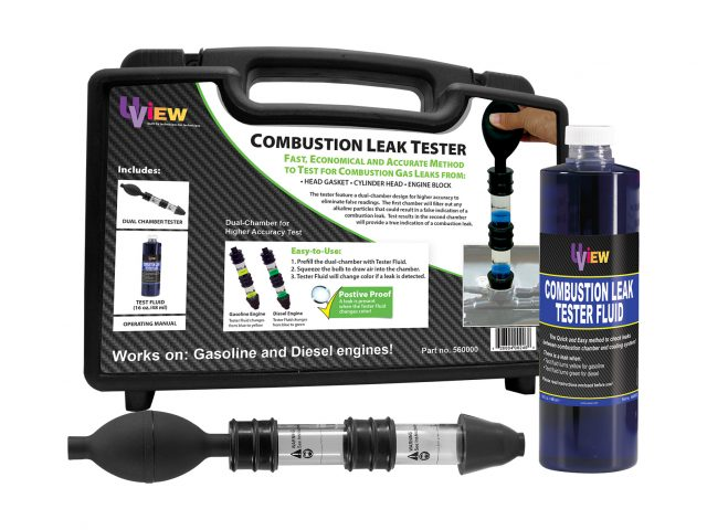 combustion leak tester cps products