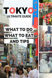 Your ultimate travel guide to Tokyo with every tips you need to plan your trip to the wonderful capital of Japan, Tokyo. What food you need to try, what you need to do, and how to ride the Japanese Subway everything is inside this travel guide ! #Tokyo #Japan #Travel #Guide #travelblogger