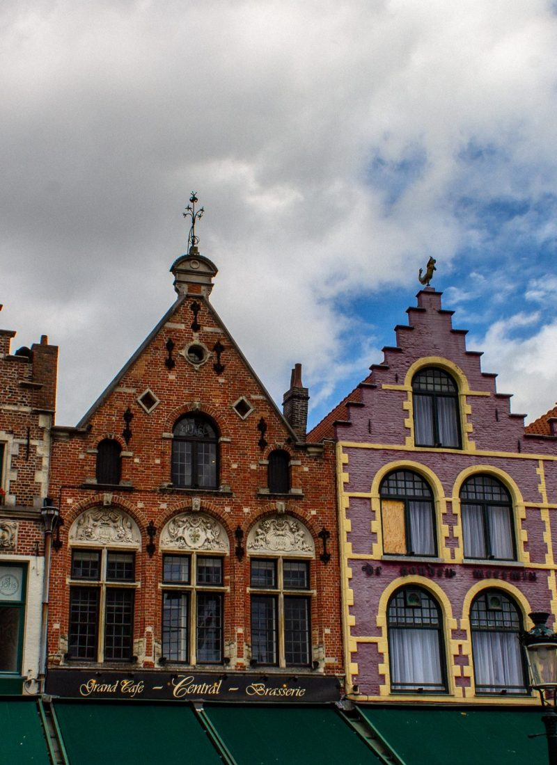 One Day In Bruges: 5 Top Things To Do