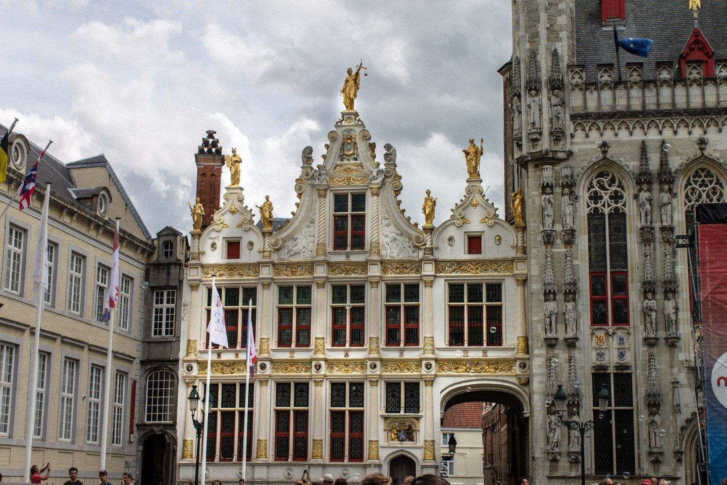 Day Trip To Bruges From Paris