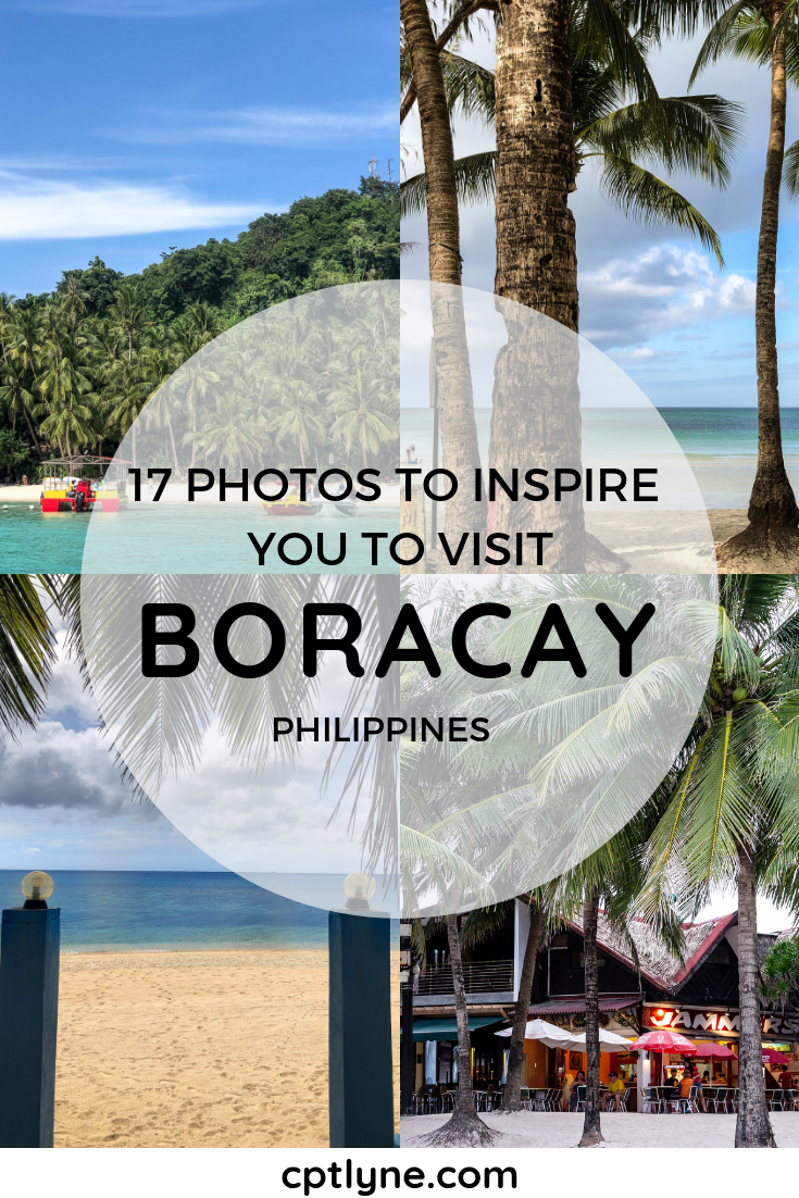 17 photos of Boracay, Philippines that will give you instant wanderlust and make you want to plan your trip to visit this dreamy island. #photodiary #Asia #Philippines #traveldestinations