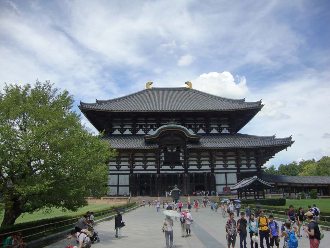 best things to do in Nara