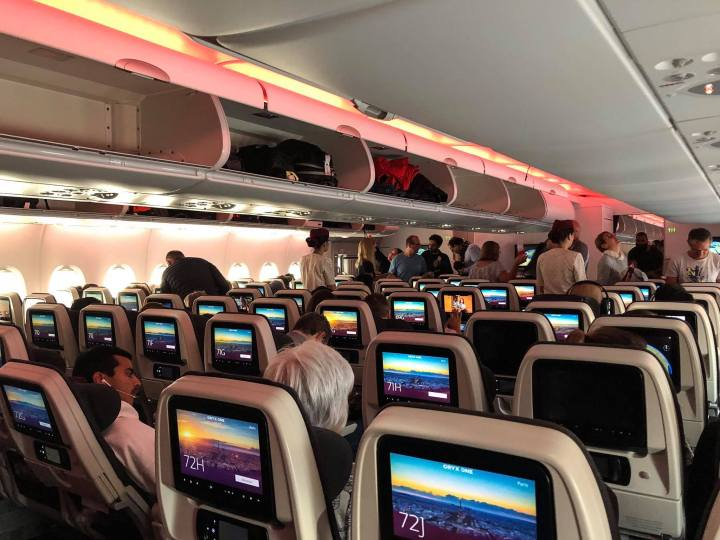How To Survive Long Haul Flight Tips