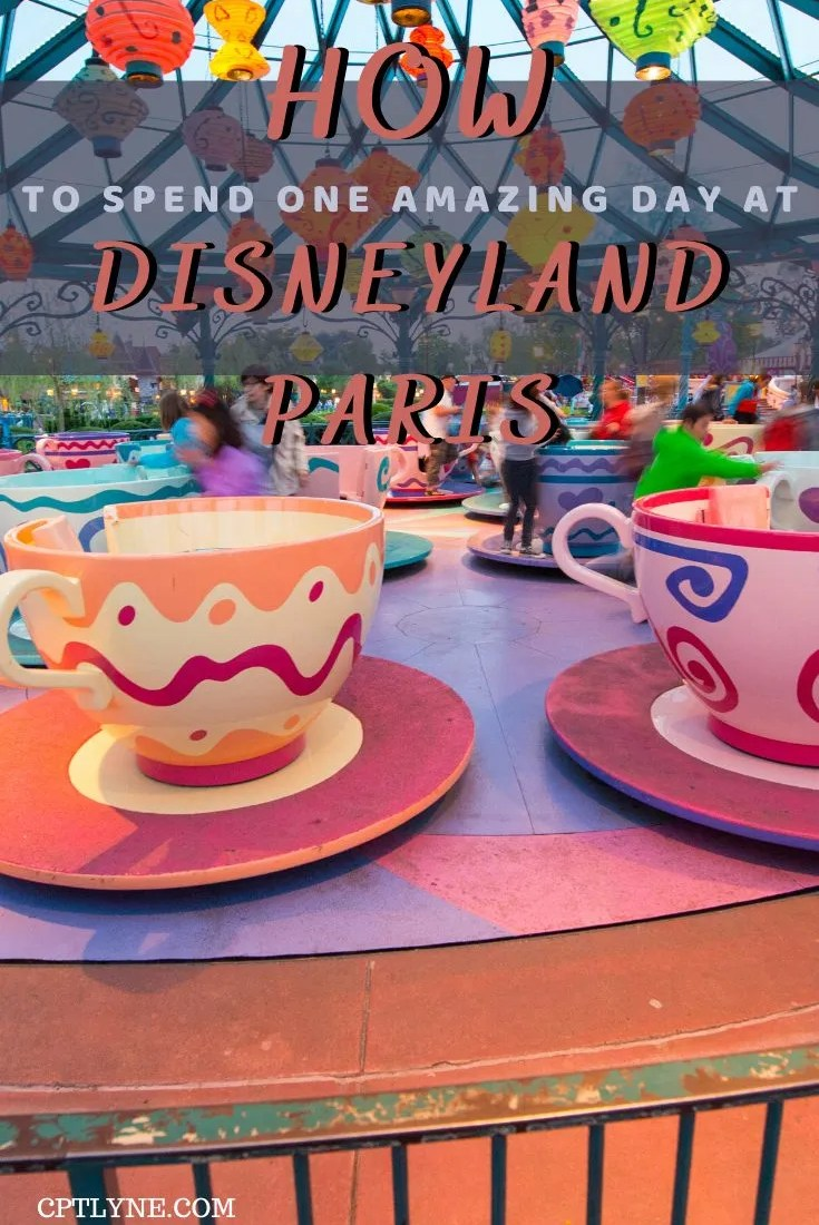 Disneyland Paris In One Day