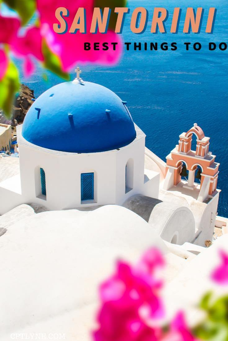 Santorini 4 Days Itinerary Travel Guide