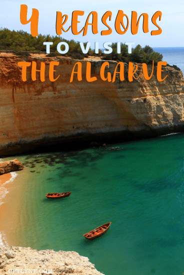 Visit the Algarve, Portugal - Europe
