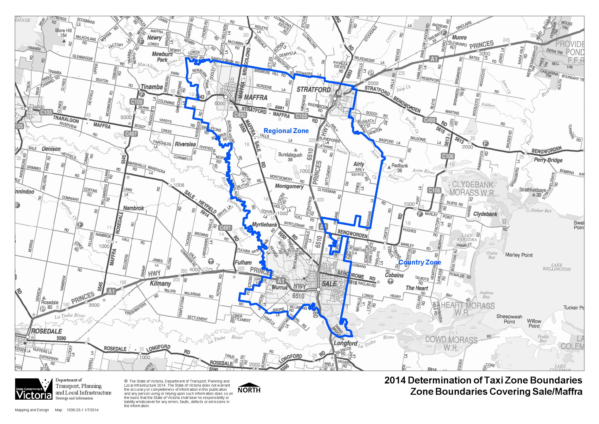Detailed Maps Of Regional Zone