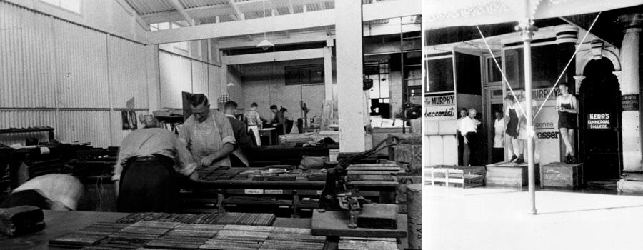 How We Began - City Printing Works