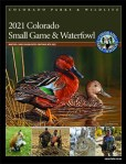 Colorado Small Game & Waterfowl Brochure cover