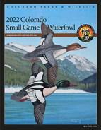 Colorado Small Game & Waterfowl brochure