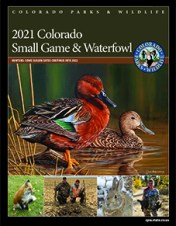 Small Game & Waterfowl Brochure