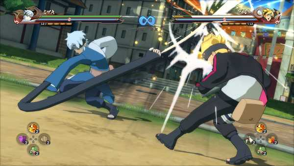 NARUTO STORM 4 Road to Boruto Crack PC Free Download