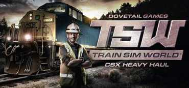 Train Sim World CSX Heavy Haul Header