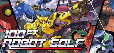 100ft Robot Golf PC Crack Free Download Torrent