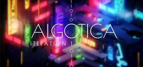 algotica iteration 1 header