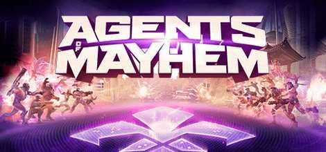 Agents of Mayhem Crack PC Free Download
