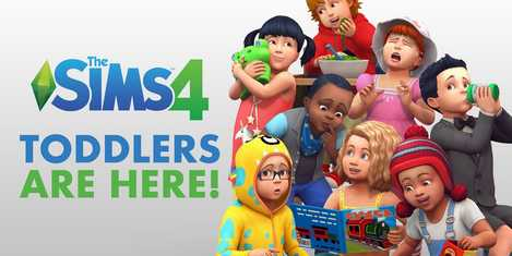 The Sims 4 Toddlers Crack PC Free Download
