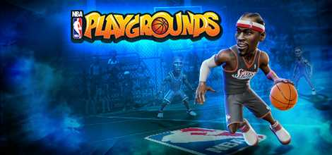 NBA Playgrounds Crack PC Free Download