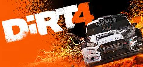DiRT 4 Crack PC Free Download Torrent