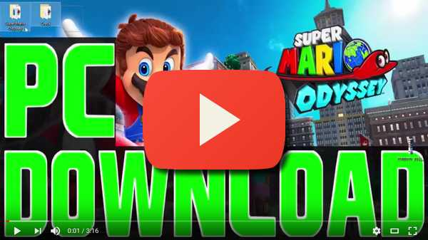 Super Mario Odyssey CPY Crack PC Free Download - CPY GAMES