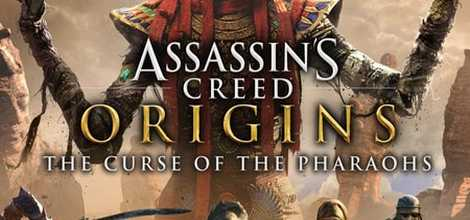 Assassin's Creed Origins Curse of the Pharaohs CPY Crack PC Free