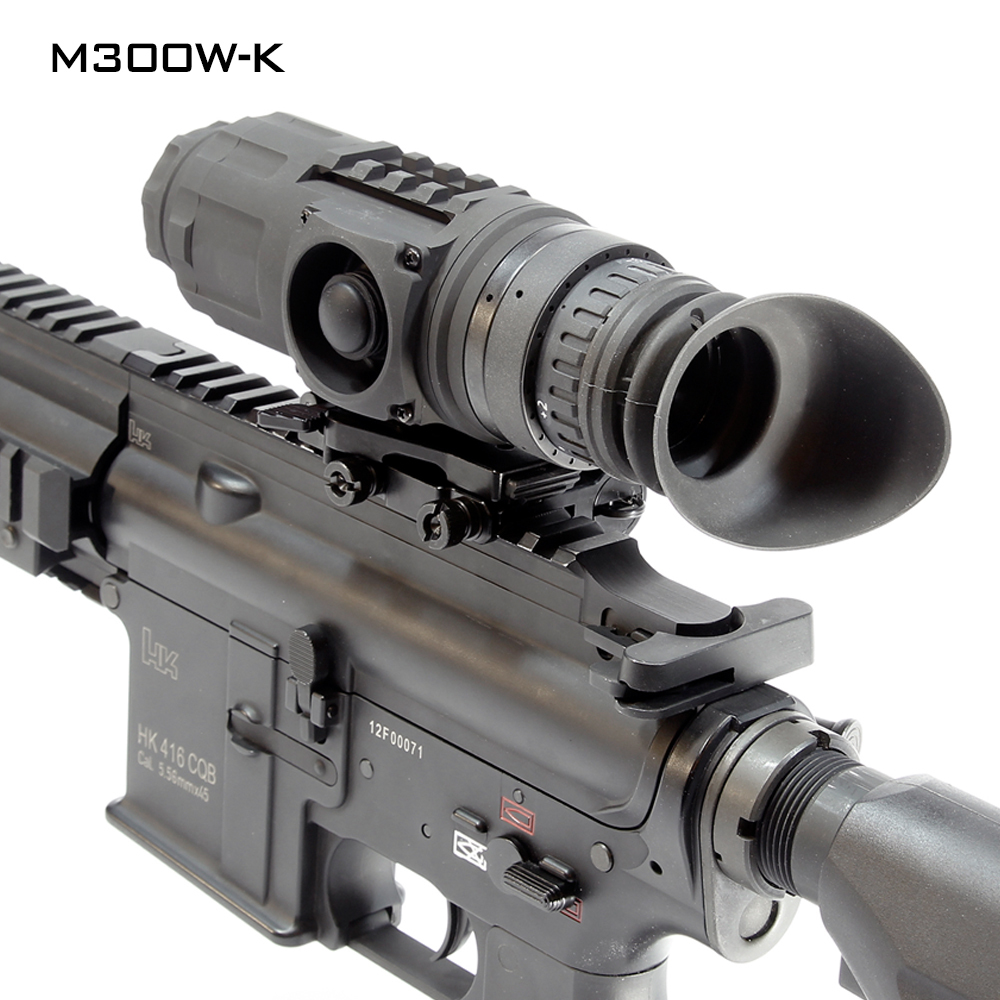 trijicon ir patrol m300w thermal weapon scope cqb south