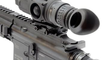 ARMASIGHT Zeus 336 3-12x42 (30Hz) Thermal Imaging Rifle Scope - CQB