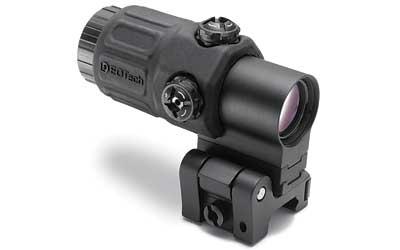 EOTech G33.STS 3x Magnifier, 3rd Gen, Black/Tan