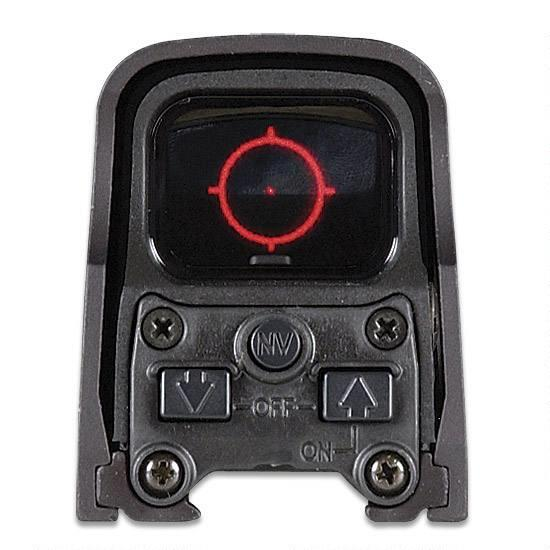 EOTech 552 Tactical Holographic Weapon Sight, NV Compatible, AA Batteries