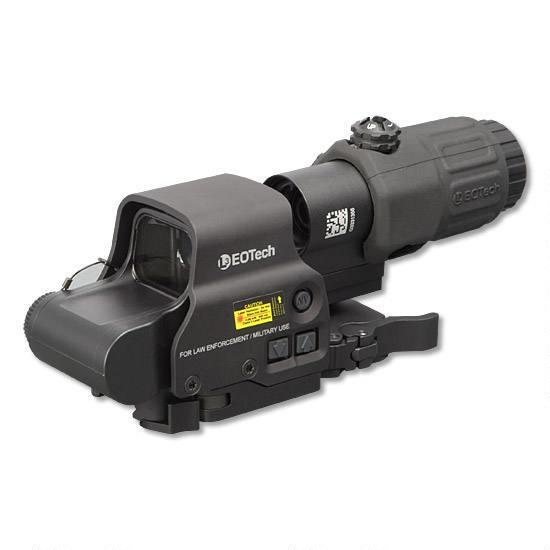 EOTech HHS II EXPS2-2 With G33 Magnifier