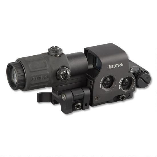 EOTech HHS I Holographic Weapon Sight and Magnifier