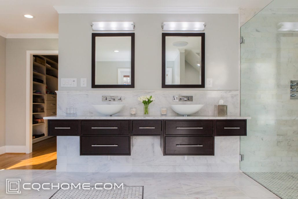 how to pick the perfect bathroom vanity