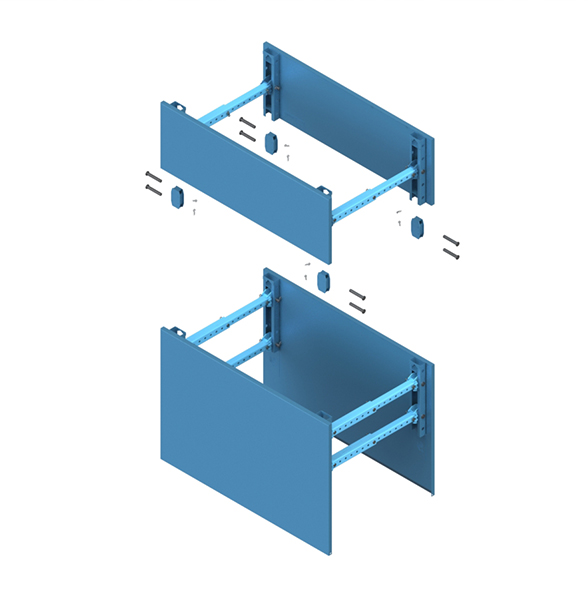 Lightweight Trench Box Conquip
