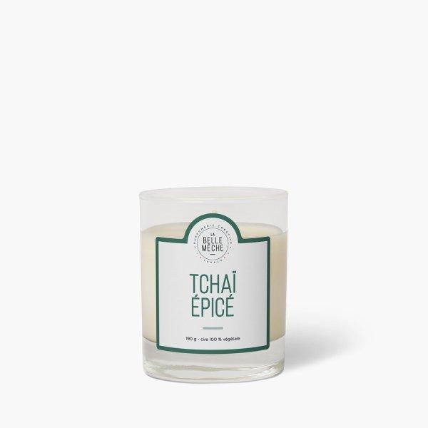 Bougie parfumée Tchaï épicé