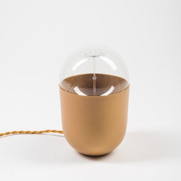 Lampe COCO gold