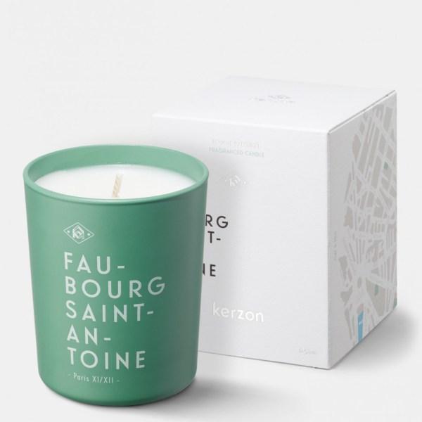 Bougie Parfumée Faubourg Saint Antoine