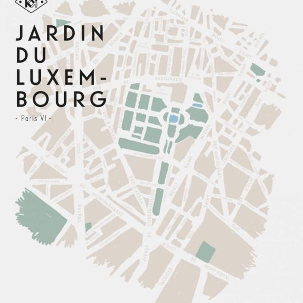 Brume Parfumée Jardin du Luxembourg