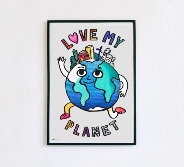 love-my-planet-poster