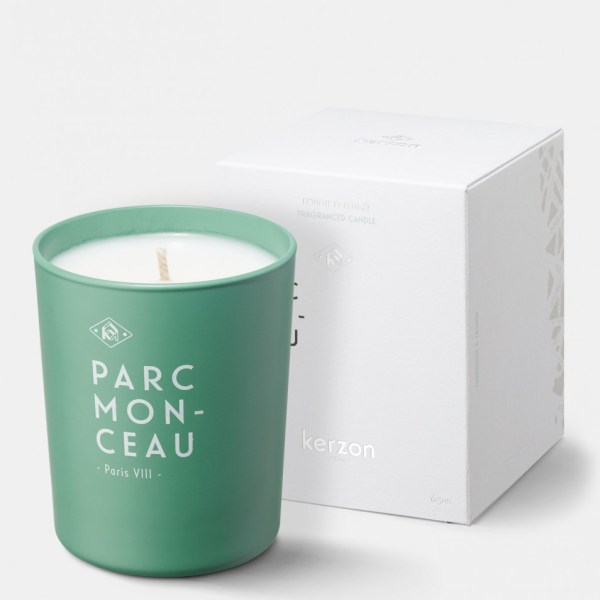 Bougie Parfumée Parc Monceau