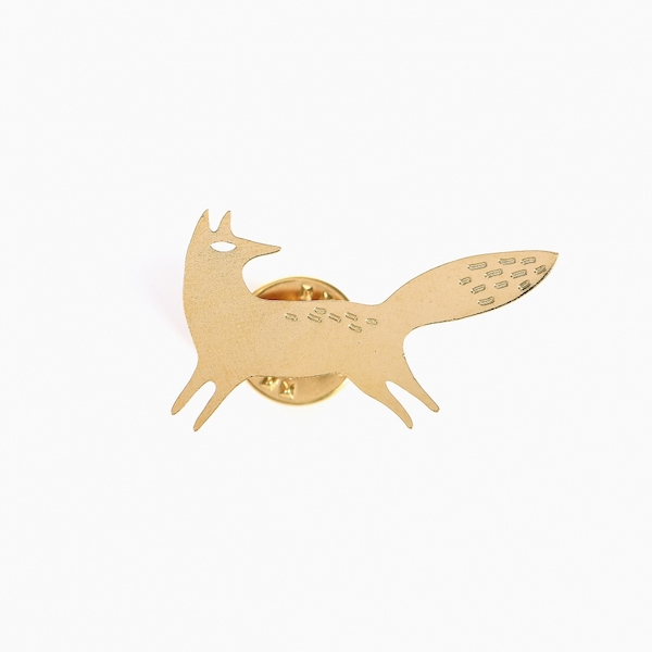 Collection Wolf, le Pin's