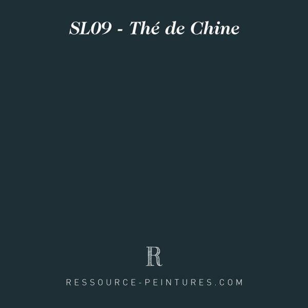 Kit échantillon SL09 – Thé de chine