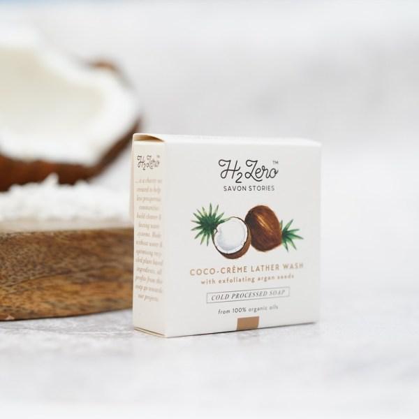 Mousse nettoyante Coco-Crème