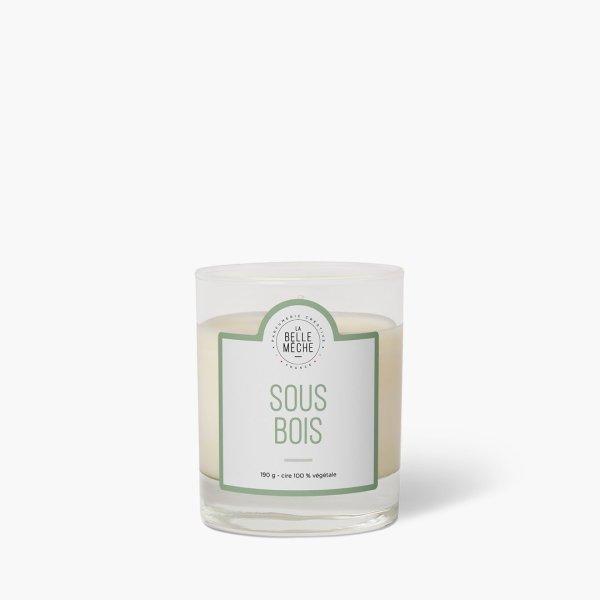 Bougie parfumée Sous-Bois