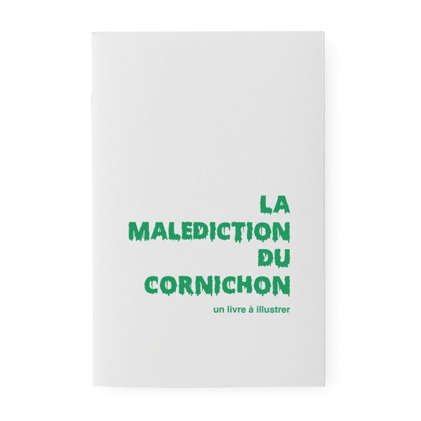 Carnet La malédiction du cornichon