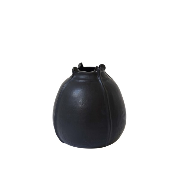 wabi vase noir