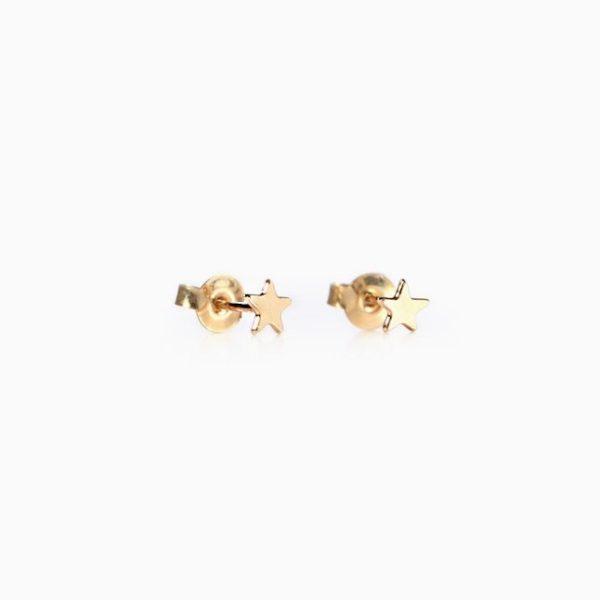 Boucles d'oreilles Collection Star