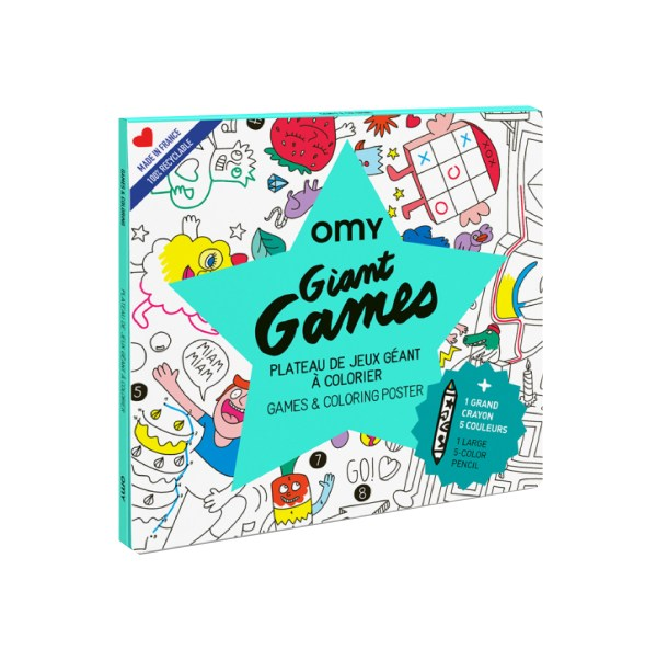 giant games omy coloriage