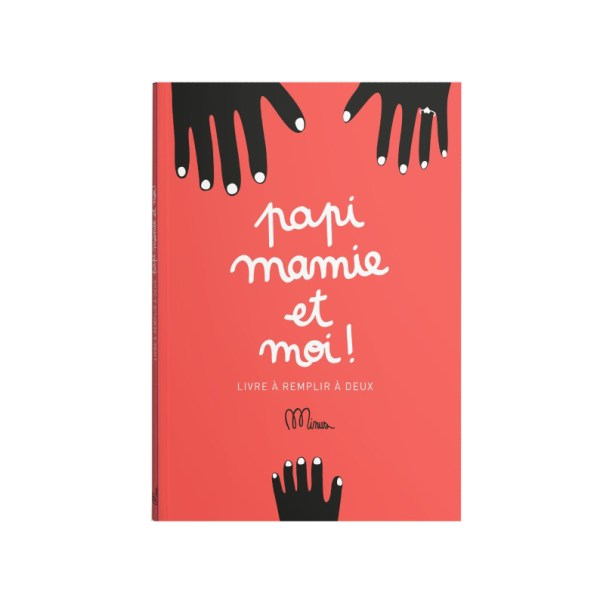 Livre collaboratif entre grands parents et enfants